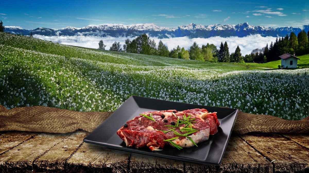 Filiera corta Valbelluna - Bistecca di manzo Valcarne